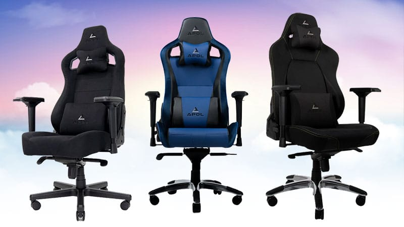 Apol ergonomic chairs for Singapore users | ChairsFX