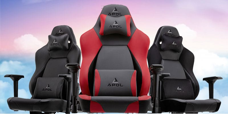 Apol ergonomic-chair features