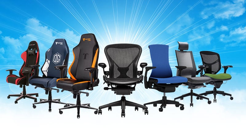 Best ergonomic office chairs for the back