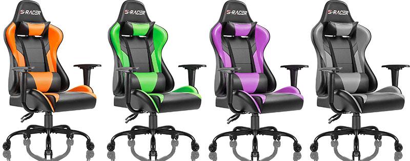 Homall cheap gaming chair 2020
