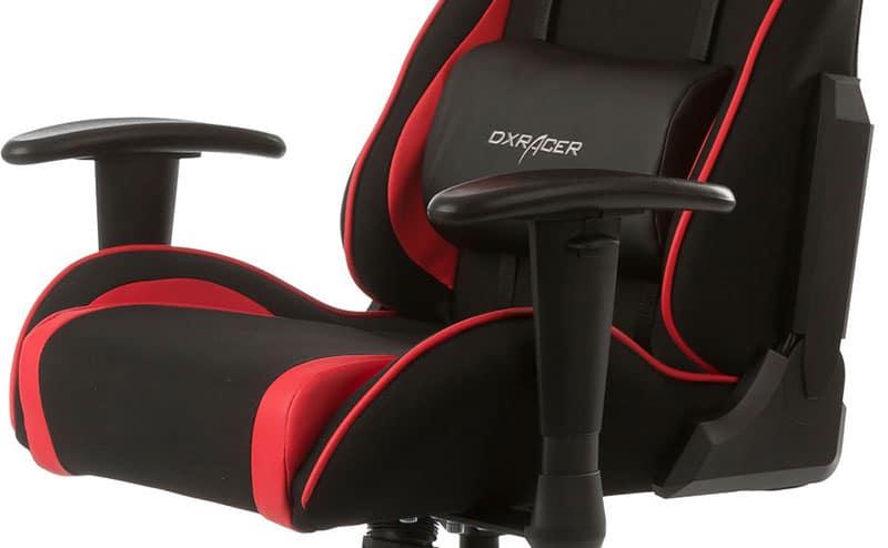 DXRacer Formula Series FH11 seat closeup