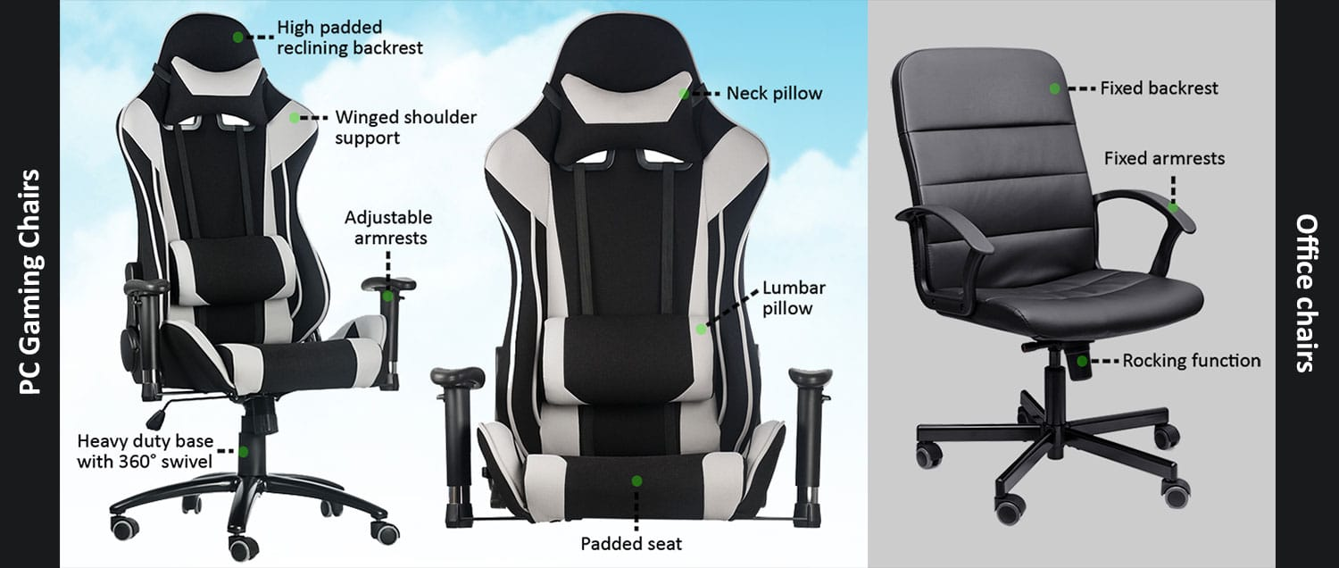 What Computing Chairs Do Esports Pros Use Chairsfx