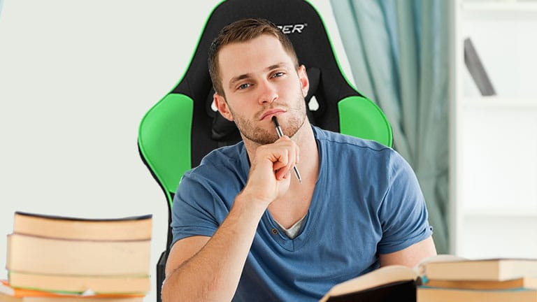 Why are gaming chairs the best chairs for studying?
