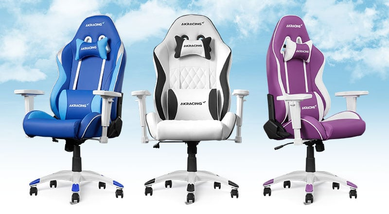 AKRacing California gaming chair review