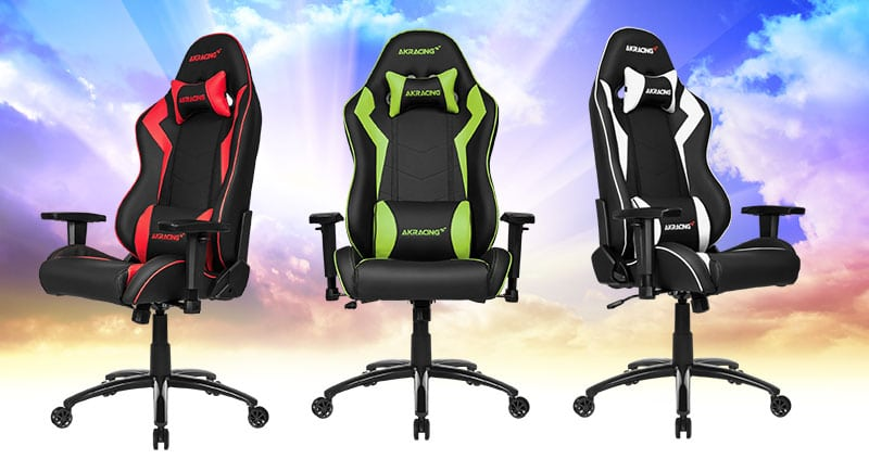 AKRacing Core Series SX gaming chair review