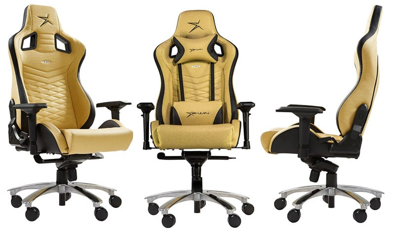 EWin Flash XL big and tall gaming chair