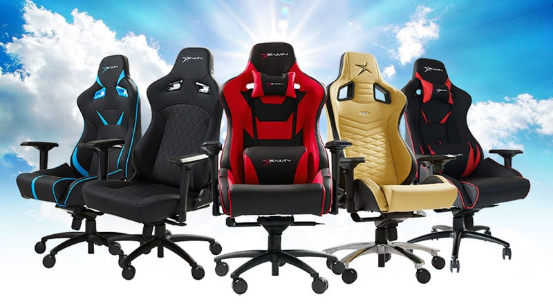 EWin Flash XL chair review