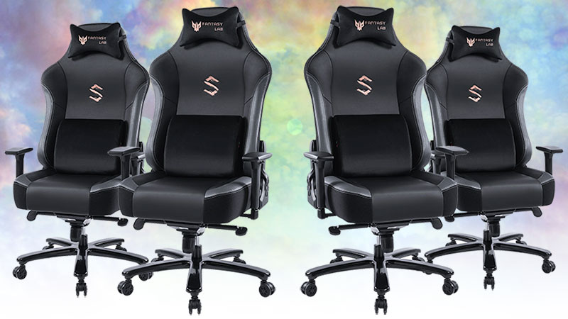 Fantasylab 8331 gaming chair review