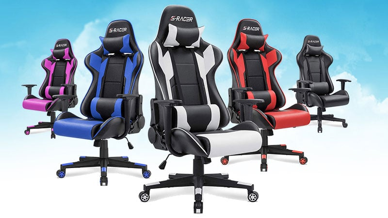 Homall Classic gaming chairs