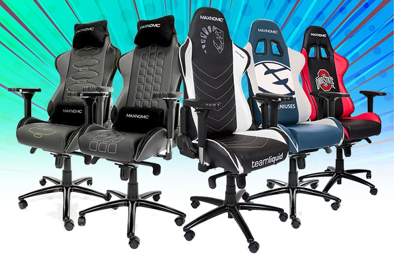 Maxnomic Casual Sport gaming chair review