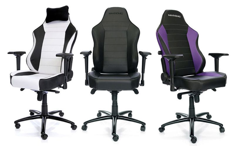 Maxnomic Commander OFC chairs