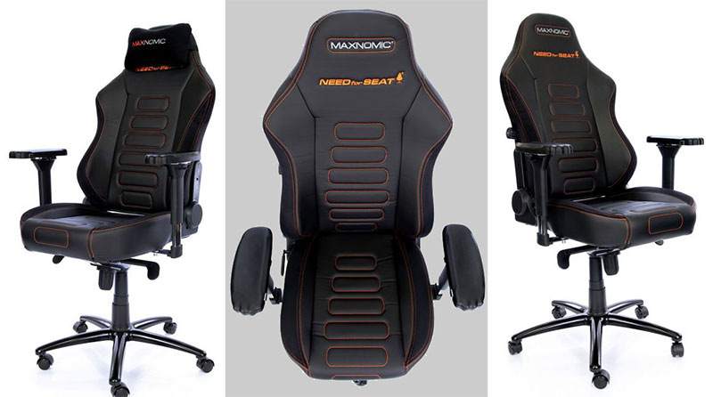 Maxnomic NEEDforSEAT OFC ergonomic chairs