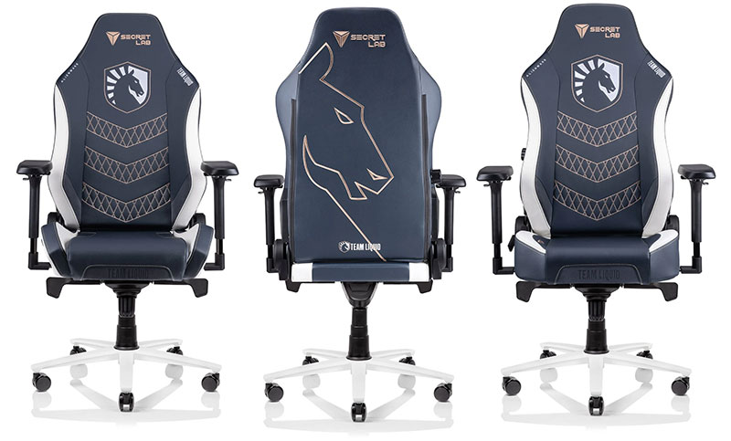Secretlab Team Liquid official chairs