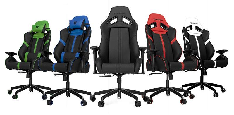 Vertagear SL5000 color options