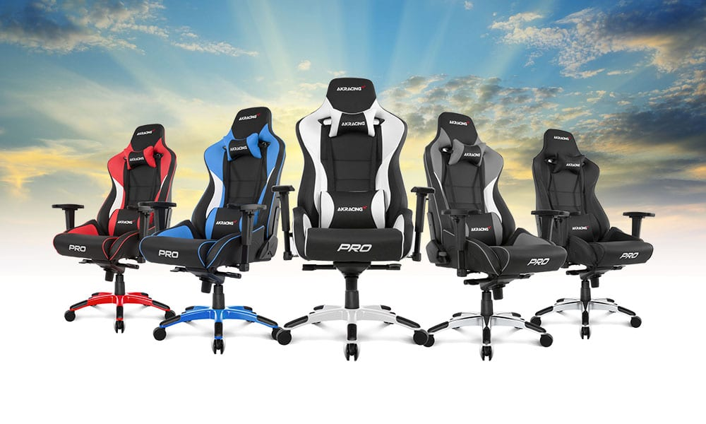 AKRacing Masters Series Pro chair review