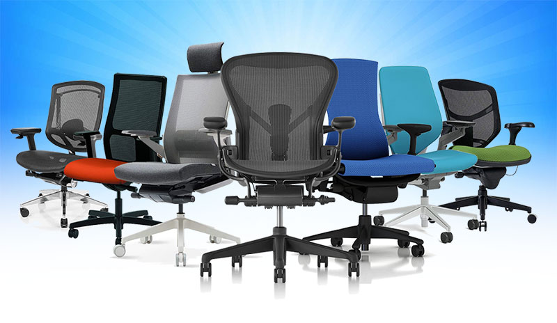 Best ergonomic synchro-tilt chairs