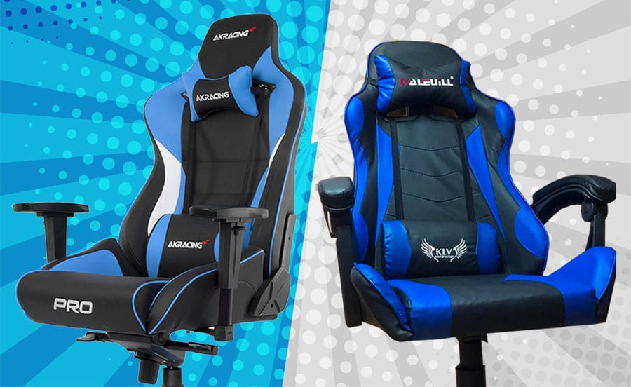 Difference between pro esports chairs vs cheap gaming chairs