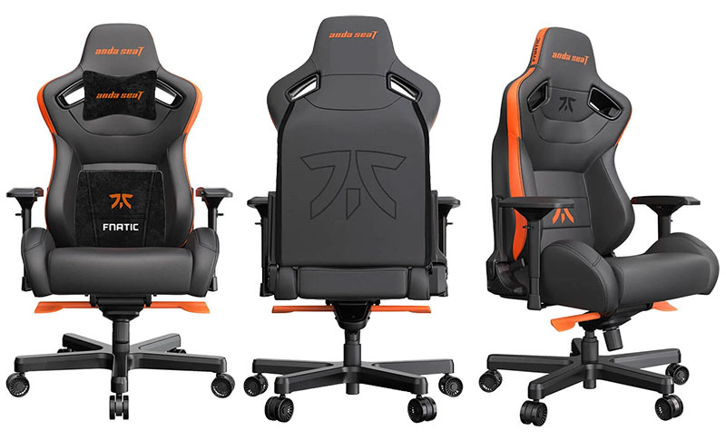 Official Fnatic chairs by Anda Seat