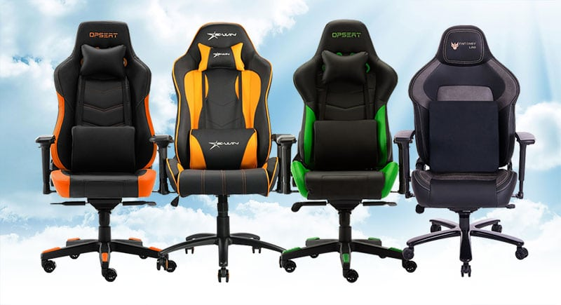 Best affordable gaming chairs with pro features
