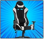 Gaming chair icon