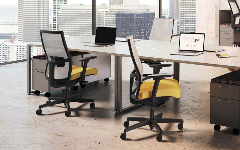Hon Ignition ergonomic office chairs