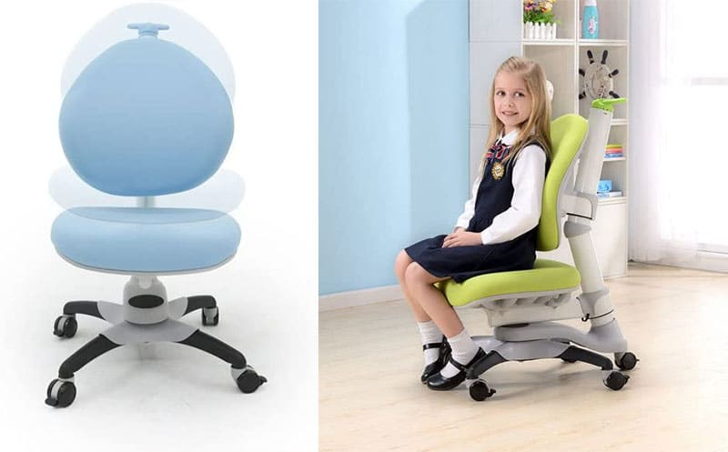 ApexDesk Little Soleil DX Series small chair for kids
