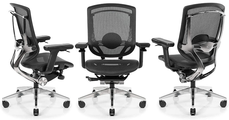 NeueChair ergonomic task chair
