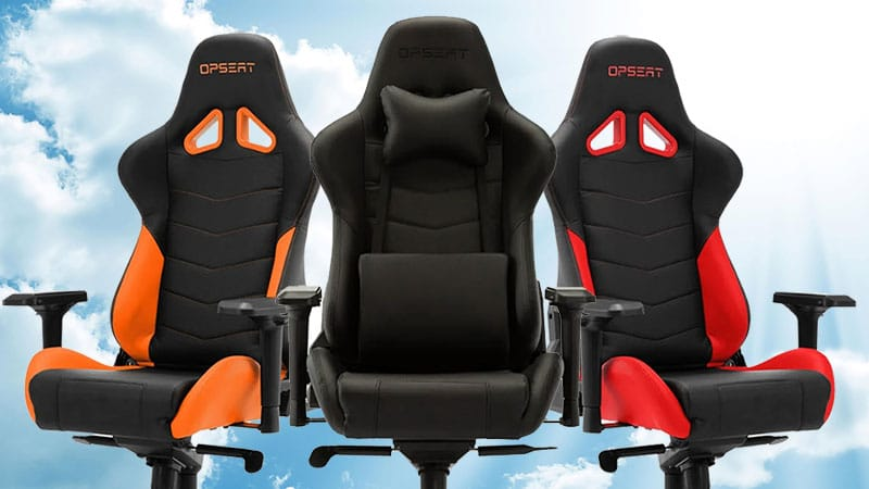 Opseat Master Series gaming chairs