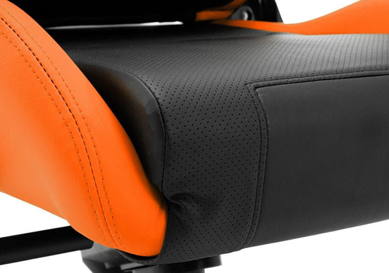 Opseat master Series perforated PU leather