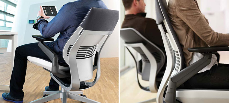 Steelcase Gesture computing chair