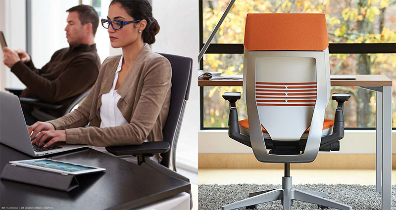 Steelcase Gesture task chair review