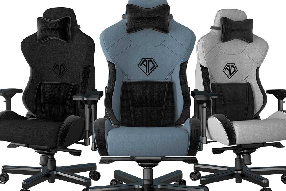 Anda Seat T-Pro 2 Series