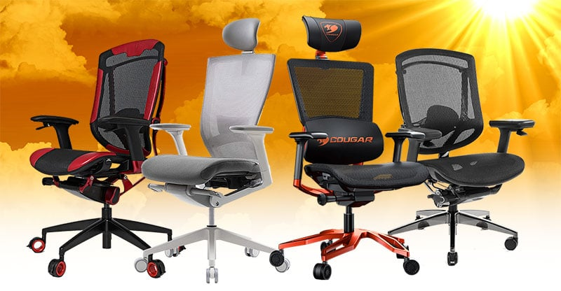 Best conventional tilt ergonomic task chairs