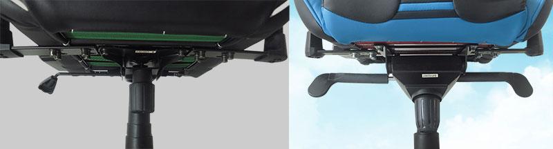 Cheap vs pro quality seat angle tilt lock