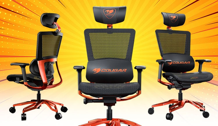 Cougar Argo ergonomic chair