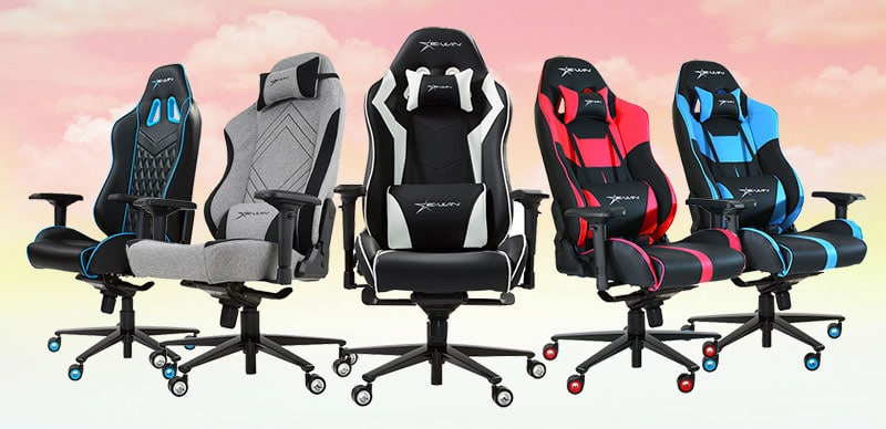 E-Win Champion Series chairs