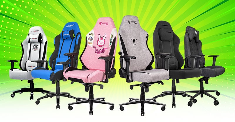 Mesh fabric gaming chair reviews