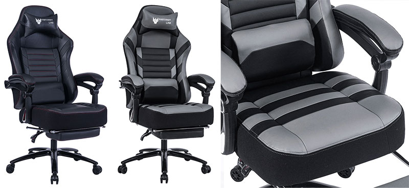 Fantasylab 8257 footrest chair