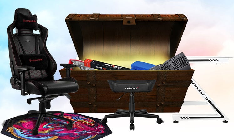 Best accessories to go with your gaming chair