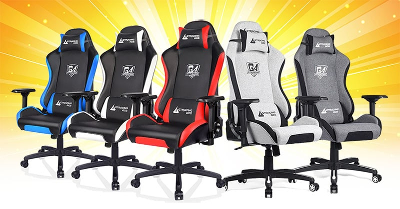 GTRacing Ace gaming chair review
