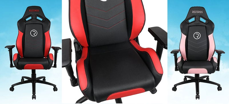 Rezeros Lotus small sized gaming chair