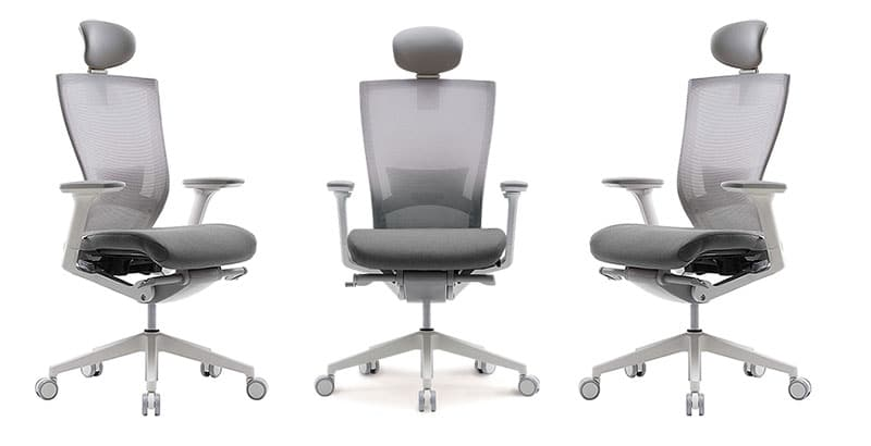 Sidiz T50 ergonomic chairs