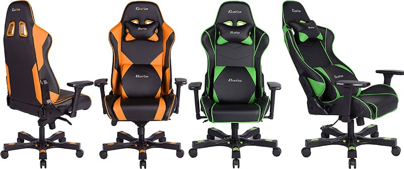 Clutch Chairz Throttle Series chairs for sale in Canada