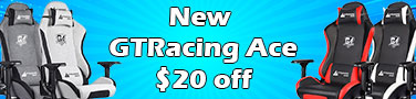 GTRacing Ace discount sale