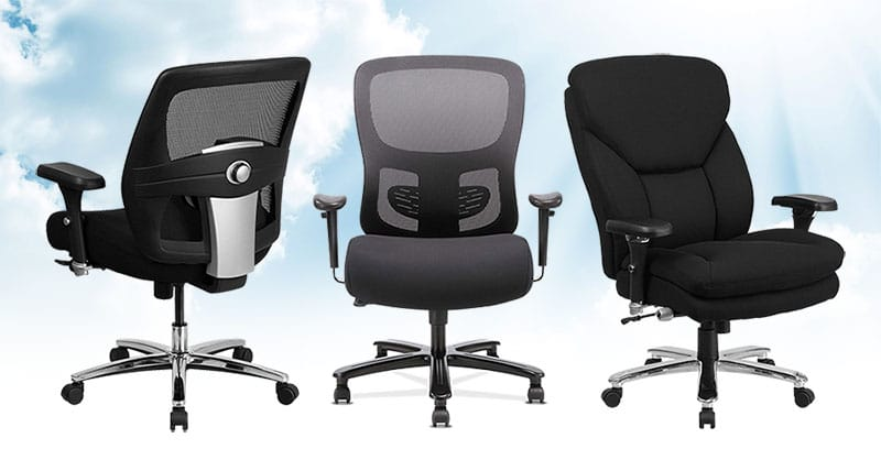 Review: big and tall ergonomic office chairs