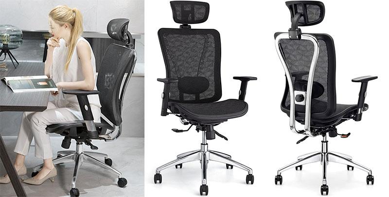 Cedric ergonomic office chair