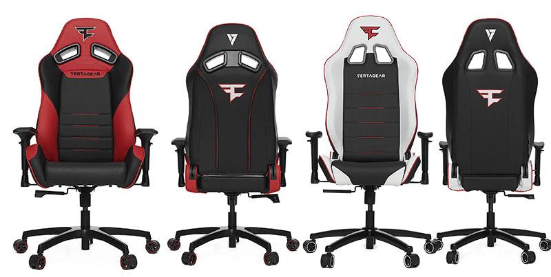 Faze Clan Vertagear chairs