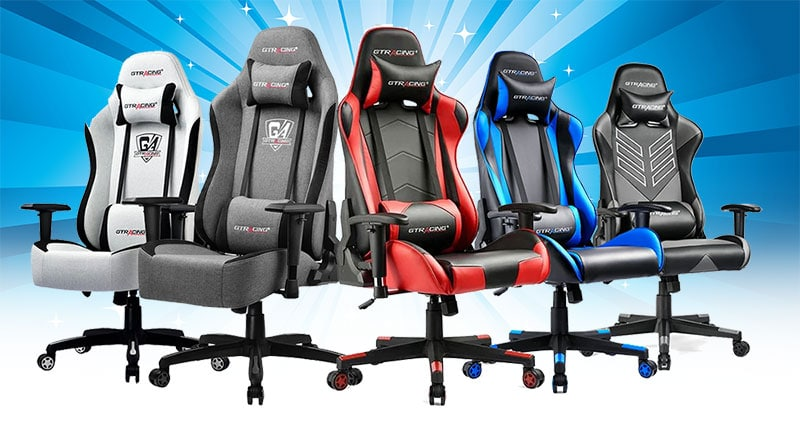 GTRacing Pro Series chair reviews