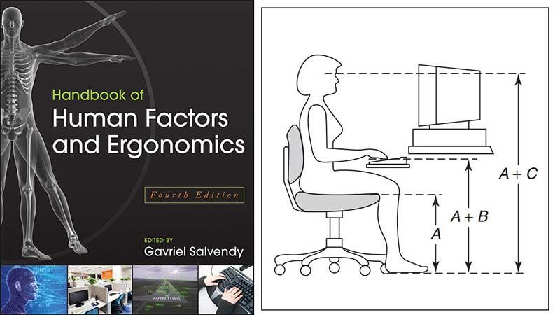Human factors and ergonomics book cover