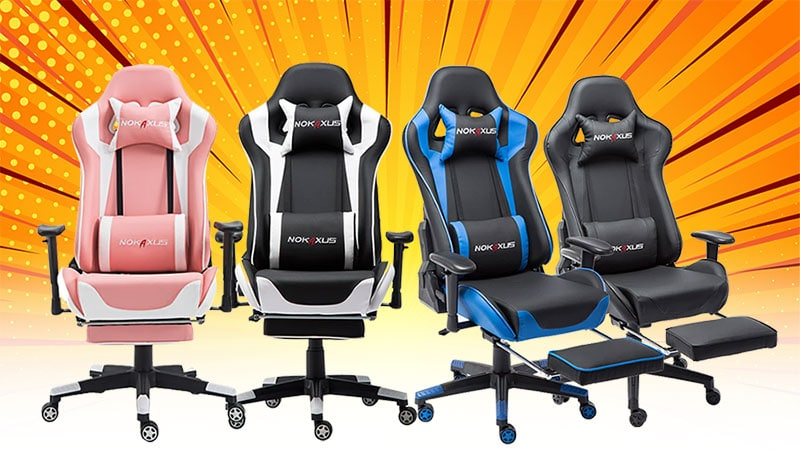 Nokaxus chair available models